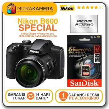harga Nikon COOLPIX B600 Digital Kamera Blibli.com