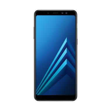 Samsung Galaxy A8+ Smartphone - Black [64 GB/ 6 GB/ N]