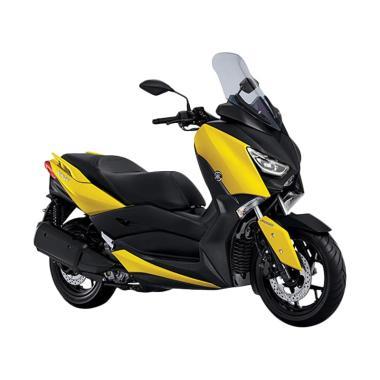 BliLive - Yamaha XMAX Sepeda Motor - Racing Yellow