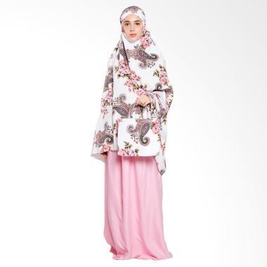 Ayda SNL Plain Mukena - Pink