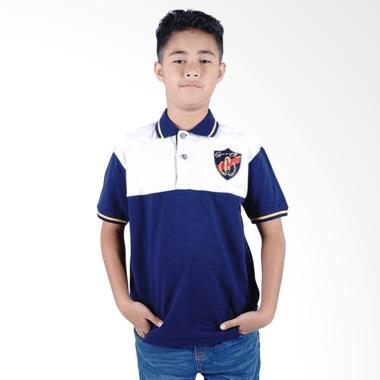 Kids Icon Colours Polo Shirt Kaos Anak Laki-Laki
