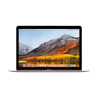 Apple Macbook MNYM2ID-A Laptop - Rose Gold [12/ 1.2Ghz-DCm3/ 256 GB]