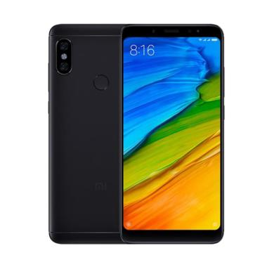 Xiaomi Redmi Note 5 AI Smartphone - Black [64GB/ 4GB]