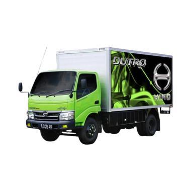 harga Hino Dutro 110 SDL 4.0 Diesel M/T Mobil Box Custom - Green [Jadetabek] Blibli.com