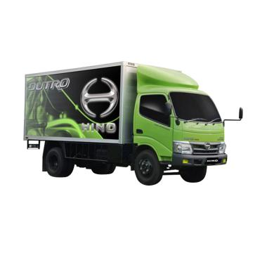 harga Hino Dutro 130 MDL 5.5 4.0 Diesel M/T Mobil Bak Custom - Green [Jadetabek] Blibli.com