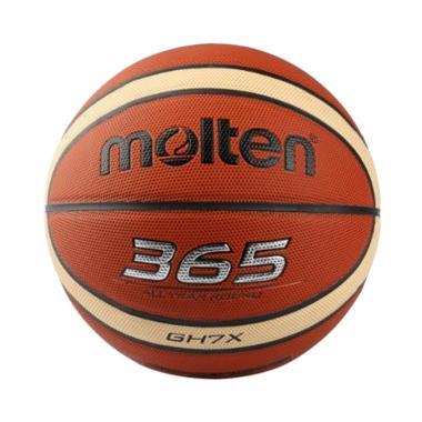 harga Molten Bola Basket - Orange [GH7X] Blibli.com