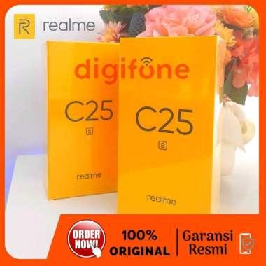REALME C25S RAM 4/128 GARANSI RESMI 12 BULAN-BISA KREDIT