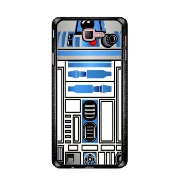 Flazzstore Star Wars R2D2Lens Camer ... r Samsung Galaxy J7 Prime
