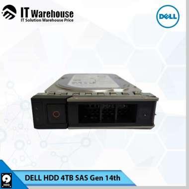 harga DELL Hardisk Server [4TB SAS 12GBps 3.5