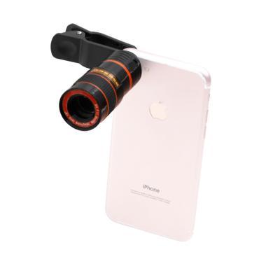 Universal Lensa Mobile Phone Telescope [8X Zoom]