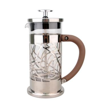 Otten Coffee French Press - Brown Handle [350 mL]