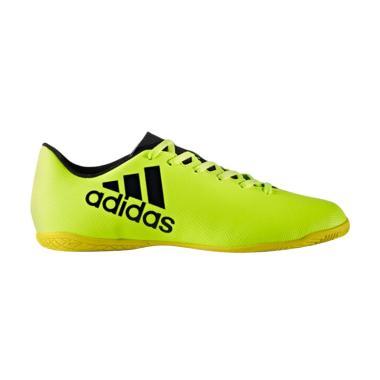 adidas X 17.4 IN Sepatu Futsal Pria - Kuning [S82407]