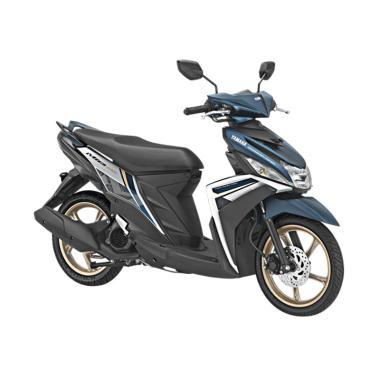 harga Yamaha New Mio M3 125 AKS SSS Sepeda Motor [VIN 2018 - OTR Jawa Barat] Blibli.com