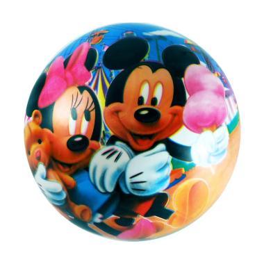 Disney Mickey & Minnie Ball Mainan Anak [6 Inch]