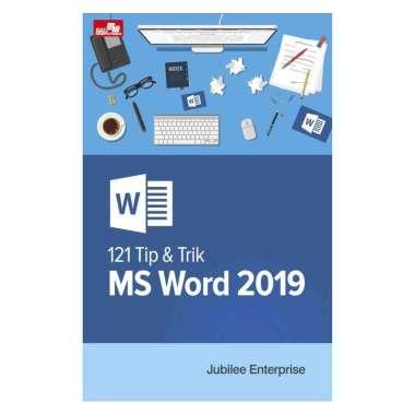 harga Gramedia Depok - 121 TIP & TRIK WORD 2019 Blibli.com