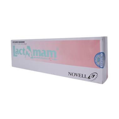 Lactamam Suplemen [10 Tablet/Strip]