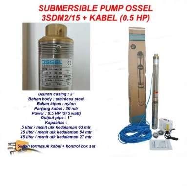 "Mesin Pompa Air 3 Inch 1/2 PK Pompa Celup 3"" 0,5 HP Pompa Submersible Pompa Sibel Pompa Satelit Pompa Sible Satelit Pompa Air Pompa Air Celup Sibel Po"