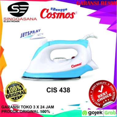 harga Setrika jetspray Cosmos CIS-438 / CIS438 Blibli.com