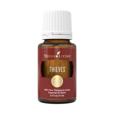Young Living Thieves Essential Oil [15 mL]