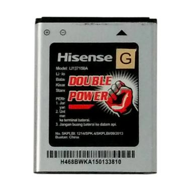 Double Power Battery for Andromax G [2500 mAh]