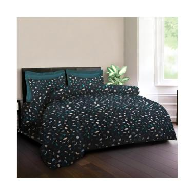 King Rabbit Single Motif Kata Night Bed Cover