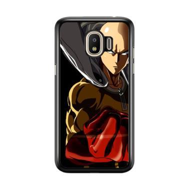 Flazzstore One Punch Man Saitama Z3714 Premium Casing for Samsung Galaxy J2 Pro 2018