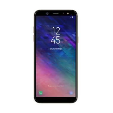 Samsung Galaxy A6 Smartphone - Gold [32 GB/3 GB/ N]