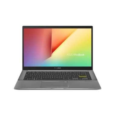 harga ASUS S433EQ-AM554IPS {Intel I5 1135G7, 8GB DDR4, 512GB SSD,MX350 2GB, W10, OHS, 14' FHDIPS SRGB 100%} Grey Mental Blibli.com