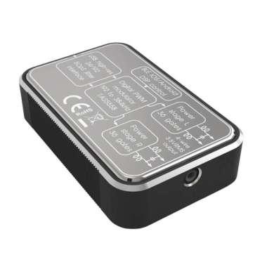 harga E1DA PowerDAC V2.1 2.5mm/3.5mm Portable Headphone IEM DAC/AMP Blibli.com