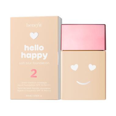 Benefit Cosmetics Hello Happy Soft Blur Foundation - 02