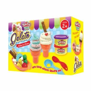Fun Doh 28017 Ice Cream Bars Mainan Edukasi Anak. Rp 25.000 Rp 35.000 28% OFF · Fun ...