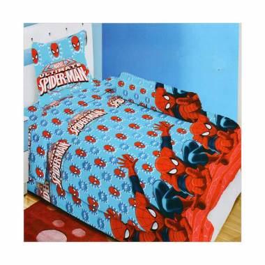 Lady Rose Ultimate Spiderman Sprei [120 x 200 cm]