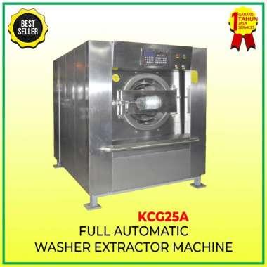 harga Mesin Cuci & Pengering Baju Otomatis Washer Extractor 35Kg 2.2Kw 3Phs - KCG25A Blibli.com