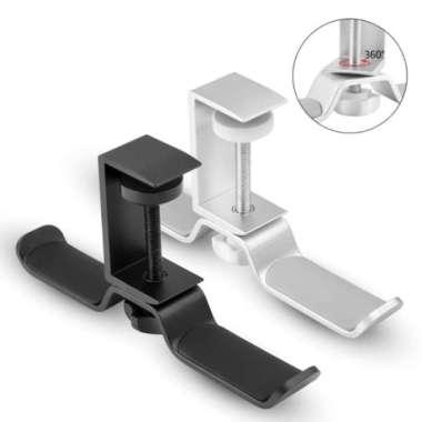 harga Brgready Cre Headphone Holder Headset Bracket Hanger Metal Blibli.com