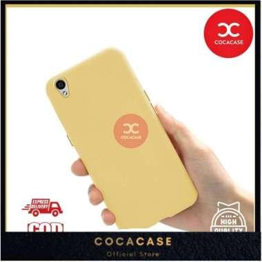 harga OPPO A37 Case Silicon Premium Soft Casing Silicon Handphone softcase HITAM Blibli.com
