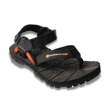harga OUTDOOR ADVENTURE NEO SPORTIVA 3 Sandal Sepatu Sendal Gunung Pria 41 Black Blibli.com