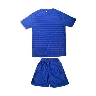 harga Ping Tai Fu Shi Training Polos Import Setelan Jersey Olahraga Futsal Pria - Biru [P046#] Blibli.com