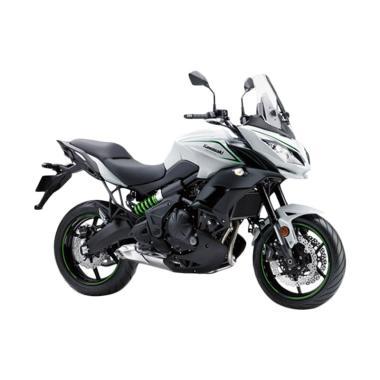 Kawasaki Versys 650 Sepeda Motor [VIN 2018/OTR Jadetabek]