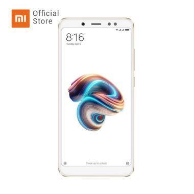 Xiaomi Redmi Note 5 Smartphone [64GB/ 4GB/ O]