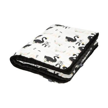 DollBao XB093Z La Millou Minky Calm ... ght Swan Blanket [Size L]