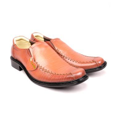 WIN Leather Sepatu Formal Pria [SPT-03]