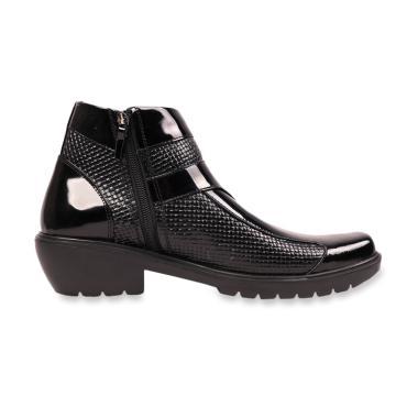 WIN Leather Sepatu Formal Pria [SPT-05]