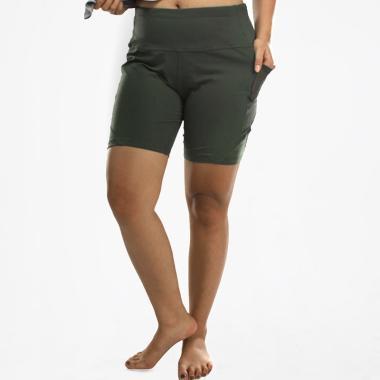 Avia Pocket Mesh Short Celana Olahraga Wanita [02AVS20014]
