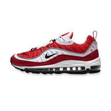 8a7dbb6dda7f NIKE Women Air Max 98 Sepatu Olahraga - Gym Red  AH6799-101