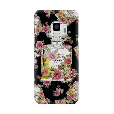 harga Indocustomcase Chanel Art Cover Casing for Samsung Galaxy S9 Blibli.com