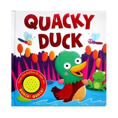 harga Igloobook Quacky Duck Sound Board Book Blibli.com