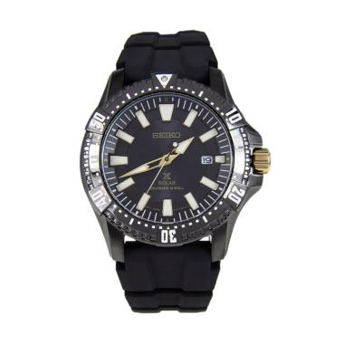 Seiko Prospex Solar Diver Jam Tangan Pria SNE373