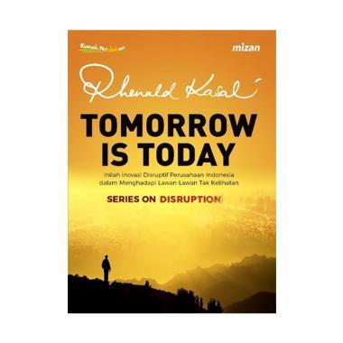harga Gramedia Tomorrow Is Today Buku Kehidupan Bisnis Blibli.com