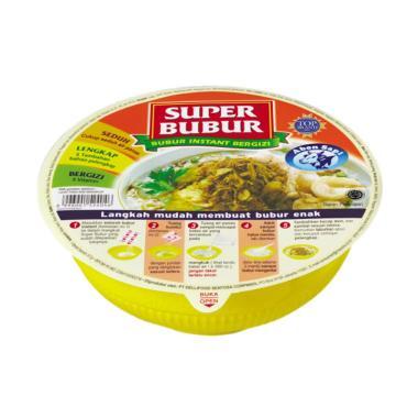 harga SUPER BUBUR Abon Sapi Bubur Instan [67 g] Blibli.com