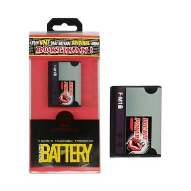 harga Double Power FM1 Baterai Handphone for Blackberry Pearl 3G 9100 [1800 mAh] Blibli.com